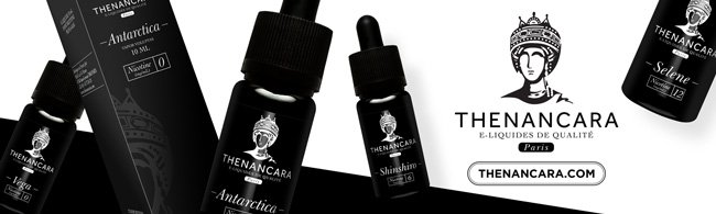 Thenancara - vape 47 e-liquide